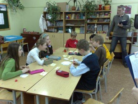 Профориентация школьников. НИИ Соционики