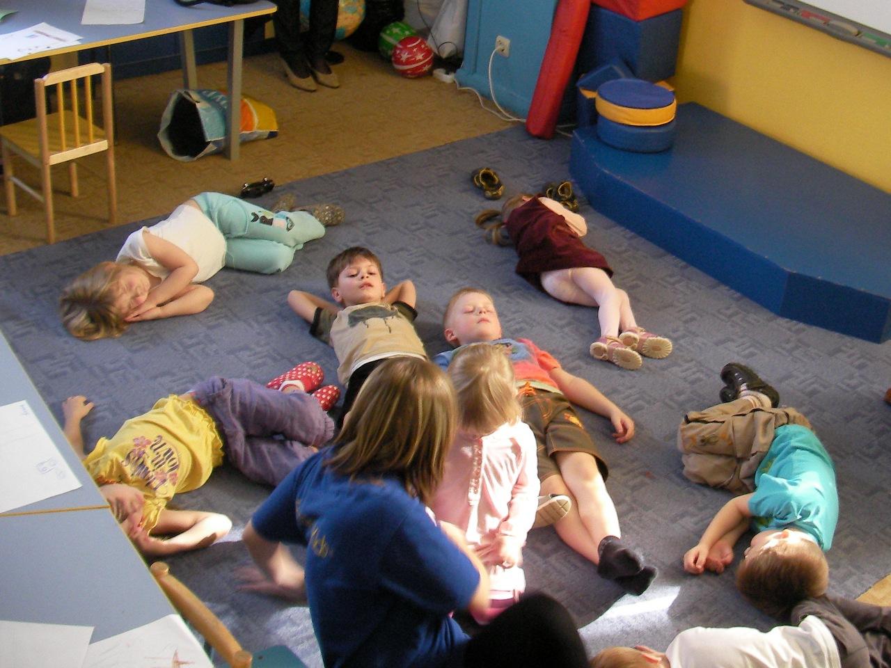 НИИ Соционики. Диагностика детей дошкольного возраста