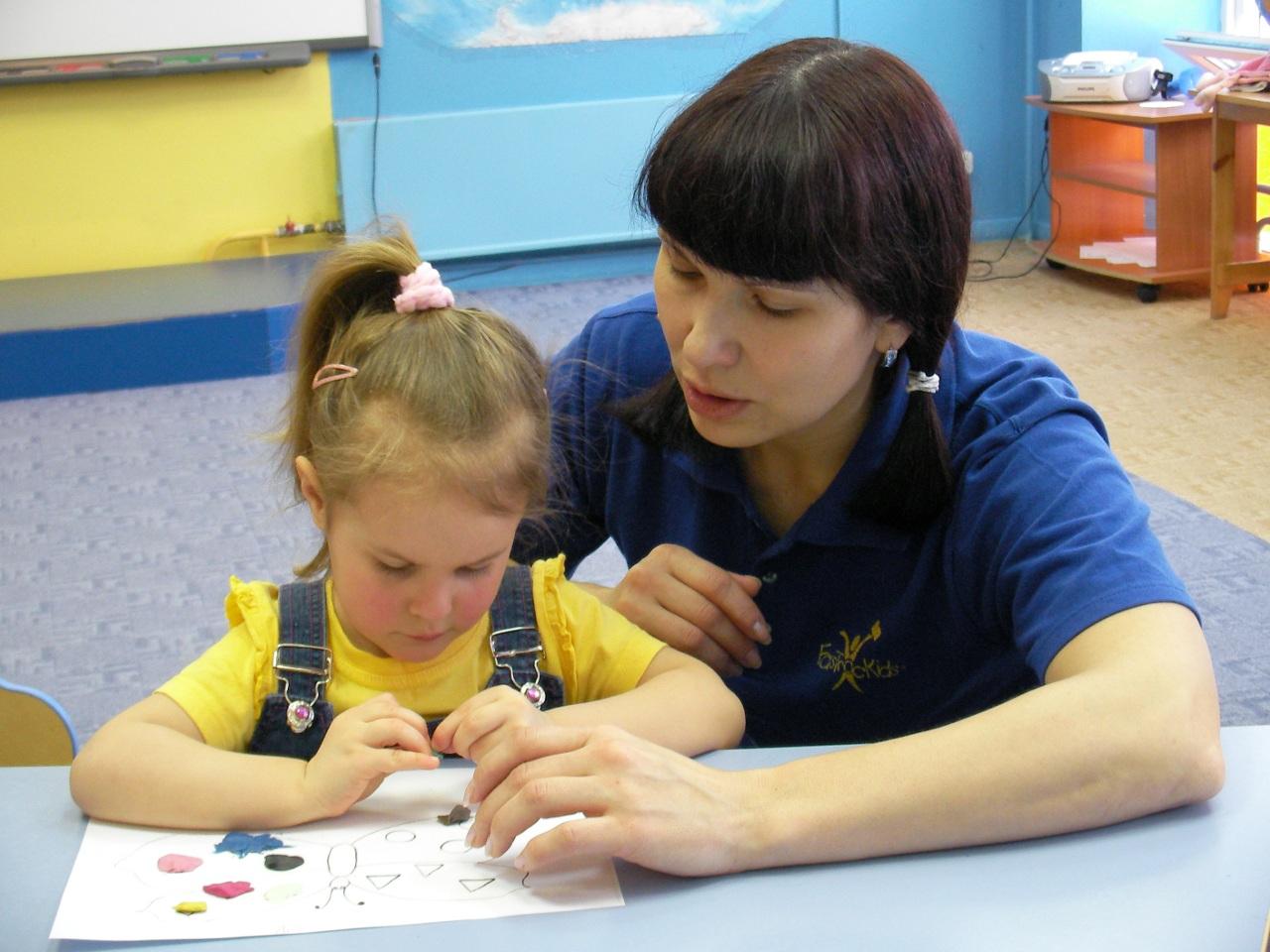 НИИ Соционики. Диагностика детей дошкольного возраста. Невербалика